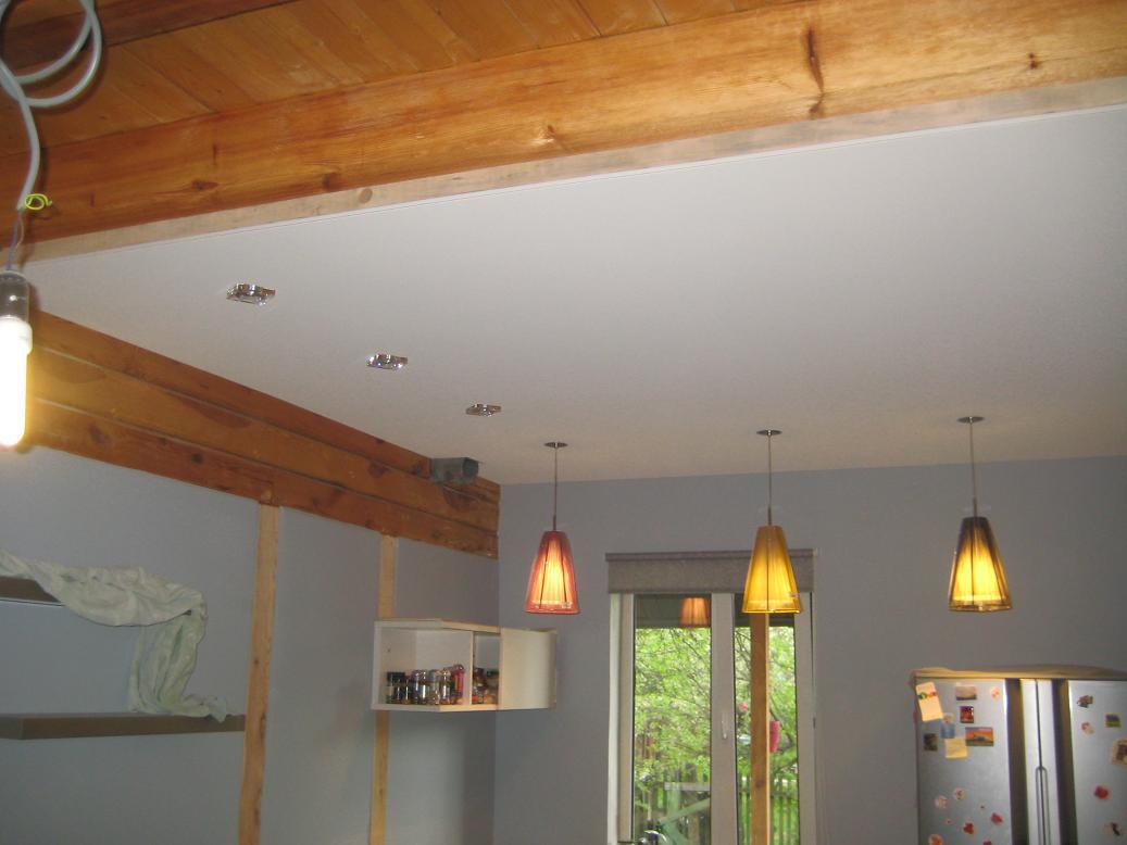 Как сделать красиво потолок в своем доме