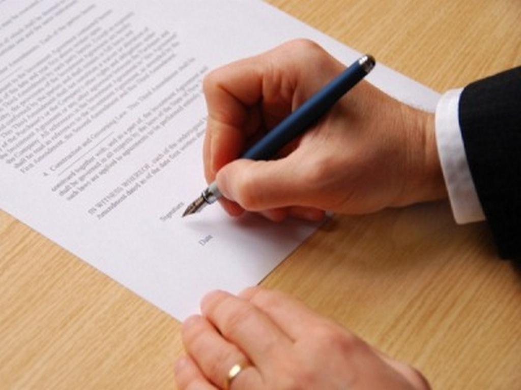 Составление проекта соглашения купли-продажи