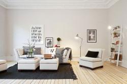 Советы профессиональных дизайнеров по созданию скандинавского интерьера
