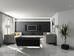 Основные правила ремонта квартиры в стиле хайтек