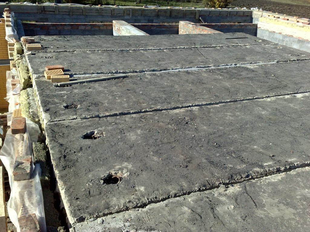 Фундамент под плиты перекрытия своими руками 44