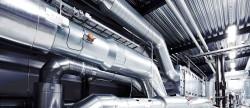 Монтаж и обустройство вентиляционных систем в производственных цехах – задача довольно важная, за выполнение которой браться должны исключительно специалисты. Задачами вентиляционной системы в таких помещениях являются: •стабильное обеспечение подачи воздуха снаружи; •очищение от пыли, дыма, опасных паров, различных химических примесей и иных вредных веществ, встречающихся довольно часто в цехе.  Сегодня многими компаниями осуществляется проектирование и установка систем вентиляции в цехах. Применение стандартной модели системы вентиляции на производственных цехах очень часто бывает просто невозможно, из-за индивидуальности в каждом из них технических условий. При расчете обустройства системы вентиляции, следует во внимание принимать не только лишь общие размеры цеха, но и особенности состава в воздухе. Оттого одного возможного варианта монтажа вентиляционного оснащения, подходящего для каждого из производственных цехов, не существует. К примеру, вентиляционная система помещения, где ведутся сварочные либо покрасочные работы, учитывать должна имеющиеся особенности и располагать соответственными характеристиками. Подготовку персонального проекта системы вентиляции в производственном цехе, соответствующей всем требованиям и нормативам, можно поручить специализирующимся на этом компаниям. Во время проектирования и установки системы вентиляции в помещении следует решить большой комплекс определенных задач. При этом непременно должны учитываться конкретные стандартные требования: •выбор оснащения, которое максимально эффективно сможет справиться с задачей удаления различных вредных примесей и обеспечит своевременно подачу свежего воздуха; •формирование вентиляционного проекта, который будет предусматривать качественную фильтрацию потока воздуха, который удаляется и подается в помещение; •наиболее верный выбор вентиляционной модели для определенного помещения, целью которого является результативное формирование работы с воздухом вне зависимости от состава имеющихся примес