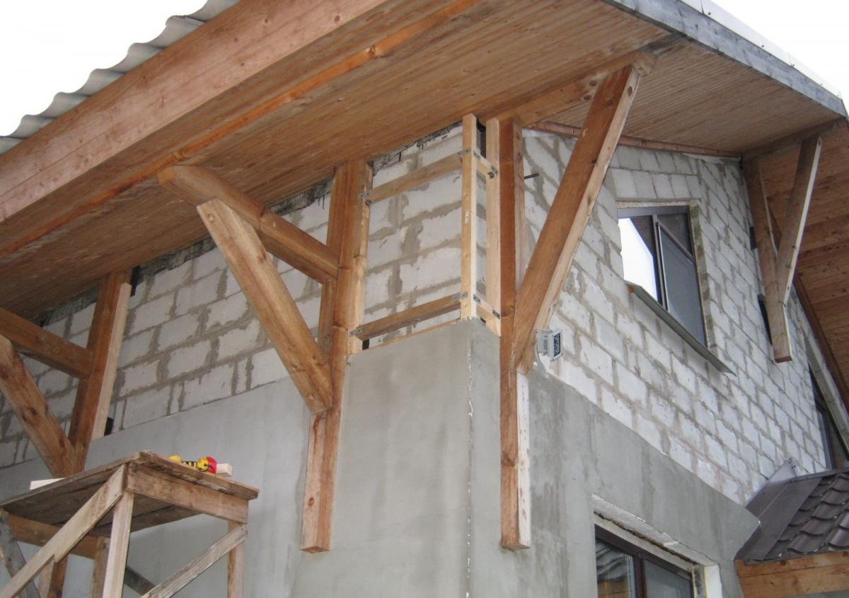 Подготовка фасада