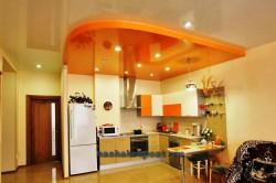 Различные варианты покрытия потолка в квартире