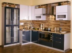 Из чего делают кухонную мебель: основные виды материалов и их характеристики