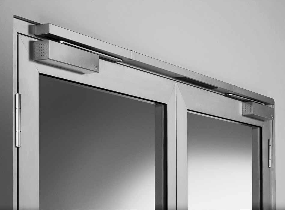 Вес и ширина двери
