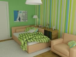 Оформление интерьера: создание дизайна комнаты для юноши