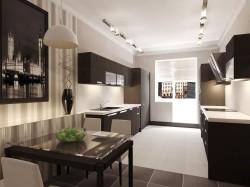 Правильное оформление интерьера проходной комнаты